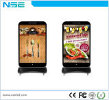 figura SMD di iPhone dell'interno/visualizzazione esterna HD mobile del modulo del LED che fa pubblicità al tabellone per le affissioni del LED TV