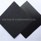 HDPE Textured/liso Geomembrane para la impermeabilización del terraplén