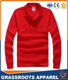 Baumwolldrucken-Shirt-Polo-Hemden für Männer