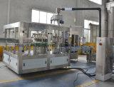 Machine recouvrante de écriture de labels de remplissage de bouteilles en plastique carbonaté complètement automatique