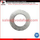 La norme ISO 7089 DIN 125 acier galvanisé à chaud de la rondelle plate pour les vis et écrous HV 300