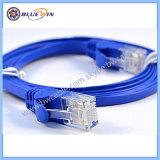 Macho para fêmea do cabo Ethernet CAT6