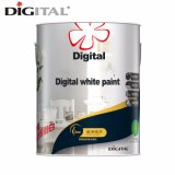 DIGITAL White To precede Paint Non-Yellowing Brush Wood Paint
