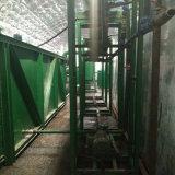 De zwarte Machine van het Recycling van de Distillatie van de Olie van de Dieselmotor/het Gebruikte Recycling van de Olie/de Installatie van de Reiniging van de Olie