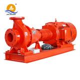 Seule étape de fin de la pompe à eau centrifuge d'aspiration