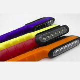クリップの強い磁石が付いている電池式のペンLEDライト