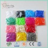 Levering voor doorverkoop voor 22mm de Kleurrijke Plastic Veiligheidsspeld van de Vorm van de Peer
