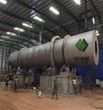 Energy-Saving van Guilin Roterende die Oven in de Installatie van het Cement wordt gebruikt
