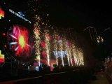 Nj-Spark освещения сцены DMX свечей зажигания машины
