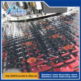 Aço inoxidável estéreo Gofragem Board Anti - Mosaico da folha de aço 554