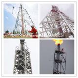 Torre eléctrica galvanizada alta calidad de la transmisión