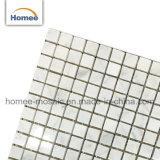 Высокое качество Bianco каррарского мрамора белого цвета Мозаичное оформление