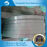 Tira inoxidable en frío del acero inoxidable Steel/201 para el material de construcción