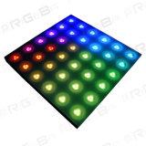 Venta caliente Digital LED de pista de baile de LED impermeable de pista de baile para la etapa boda