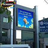 Energia Saveing 50% P6 LED de exterior em cores de tela de Publicidade