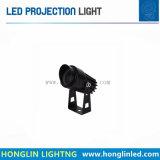 Projecteur extérieur de l'éclairage 98W de l'horizontal DEL pour l'horizontal