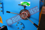 QC12K CNC Económico oscilación hidráulico de la máquina de haz Shearing