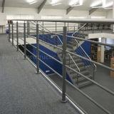 316s van uitstekende kwaliteit. S de Stevige Balustrade van de Veranda van de Staaf voor Traliewerk Decking