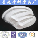 Pulir con chorro de arena el óxido de aluminio blanco de pulido