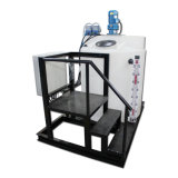 El sistema de dosificación químico del filtro de agua del dispositivo para el agua de mar y recicla