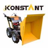 Scaricatore del piccolo caricatore di Konstant mini con la benna ad alta resistenza