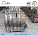 Hoher Mangan-Stahl-Prallmühle-Hammer für die Zerquetschung des Felsens
