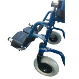 """12 """" заднее колесо, стальное руководство, легковес, выведенная из строя, функциональная кресло-коляска"""
