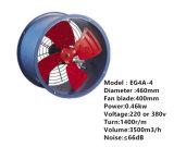 Strömung-Ventilator-Feuer-Beweis-industrieller Leitung-Ventilator-Absaugventilator