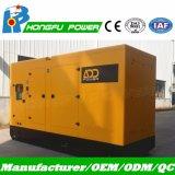 132 квт 165 ква в режиме ожидания Silent Electirc дизельного двигателя Cummins Power генераторная установка