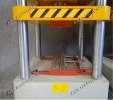 Piedra hidráulico de la máquina de prensa para el reciclado de losas de mármol y granito