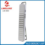 90 SMD LED lámpara de emergencia recargable
