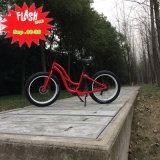 bicicleta 500W elétrica para senhoras com bateria de lítio