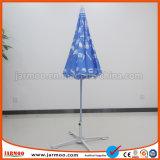 Guarda-chuva feito sob encomenda portátil de anúncio ao ar livre Sun