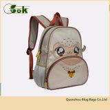 Le bébé fait sur commande animal de hibou badine des sacs de livre d'école