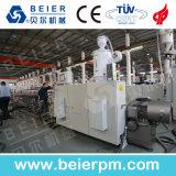 Hohe Leistungsfähigkeit, energiesparender PE/PVC/PPR Rohr-Strangpresßling-Produktionszweig
