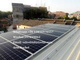 Painel solar do projeto 260W da forma mono com preço de fábrica