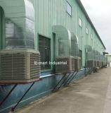Fornitore industriale del dispositivo di raffreddamento di aria del ristorante del supporto della parete di alta qualità