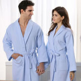 Hotel promocionais / Home Waffle roupão de banho / Pajama / Roupa de dormir