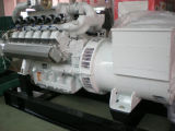 Man биогаз генератор/ТЭЦ