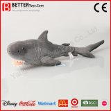 Jouet mou de caresse de peluche de jouet de requin de peluche de cadeau de promotion