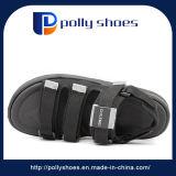 Sandalo di marchio della trasparenza dei Gents degli uomini su ordinazione comodi popolari del sandalo
