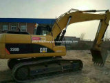escavadora de rastos usada Cat 320d Caterpillar Escavadeira Original para venda