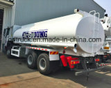 20000L de Vrachtwagen van de brandstof, de Vrachtwagen van de Olie, tankt Vrachtwagen bij, De vrachtwagen van het olietankervervoer