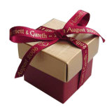 Carton boîte cadeau imprimé pour regarder