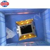 La Seguridad Vial de advertencia rojo visible de la Plataforma Solar de luz vía Dock