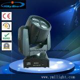 luz principal móvil 25W LED de la viga estupenda fantástica de 4PCS