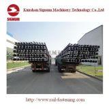 중국 기준 GB/T11265 22kg 강철 가벼운 가로장