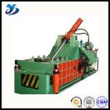 Metal Y81 que recicla la prensa horizontal del metal de la máquina para el Ce del hierro de desecho