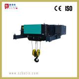Mini gru portatile elettrica della gru della fune metallica di alta qualità dalla Cina