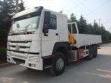 Tipo piegante del braccio di alta qualità modello della gru montato camion da 10 tonnellate